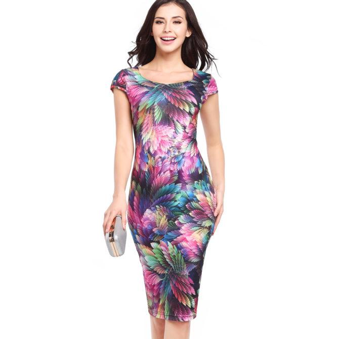 63cfdf5183bd Και μπορεί να χρησιμοποιηθεί ως καθημερινό φόρεμα ή απογευματινή τουαλέτα.  Για αυτήν