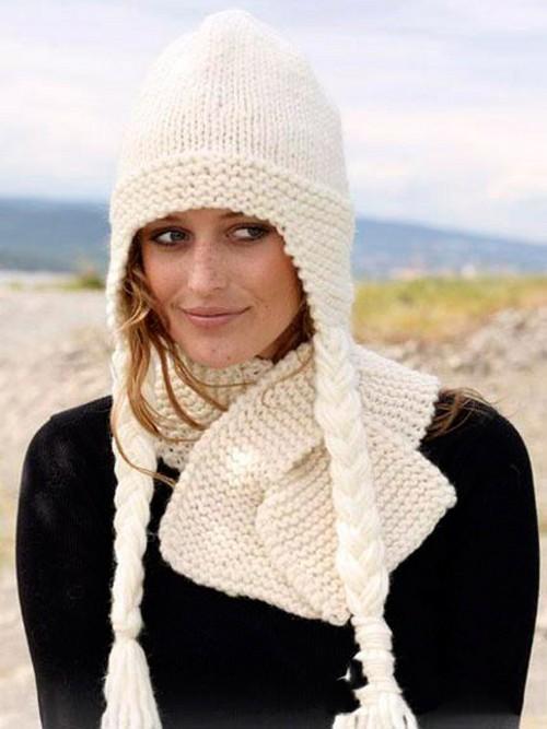 вязанные шапки модные в году модные молодежные шапки трикотажные и